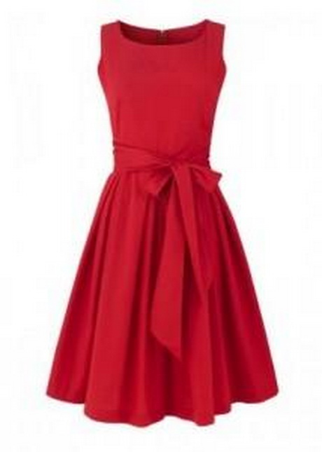 red christmas party dresses
