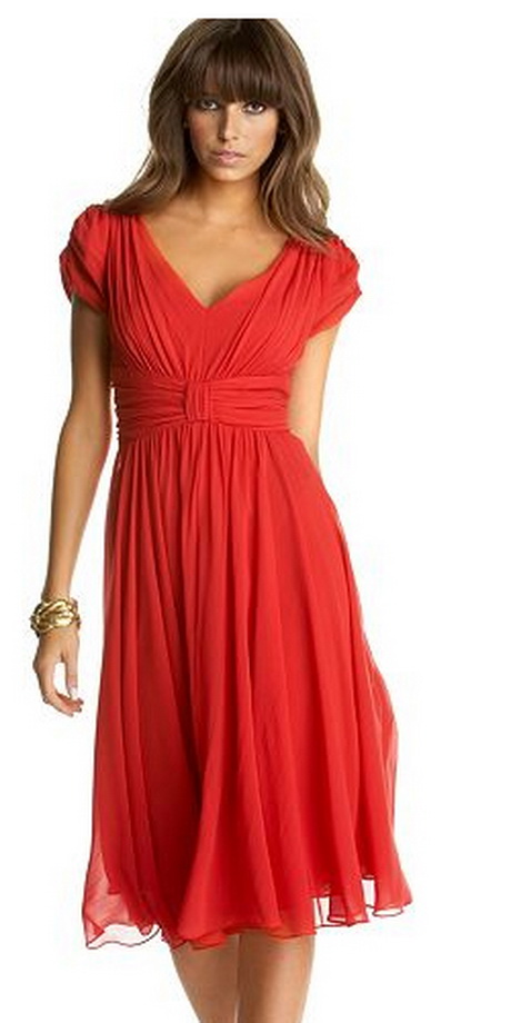 Red Holiday Party Dresses 29
