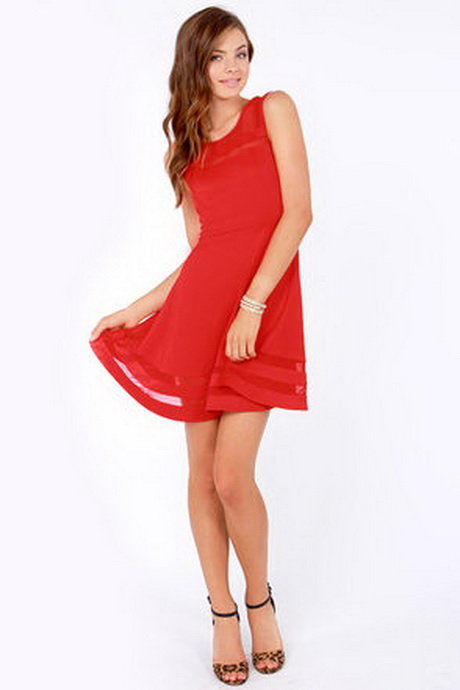Red christmas red christmas dresses juniors