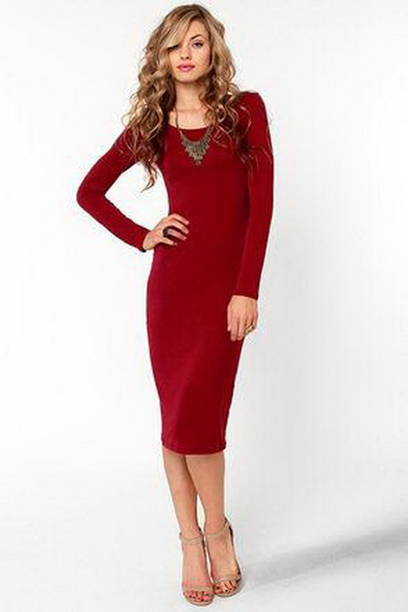 Long Sleeve Christmas Dress hd pictures