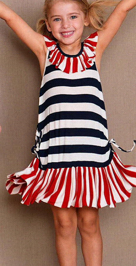 Red White And Blue Dress