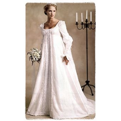 Welcome new post has been published on for Renaissance inspired wedding dress