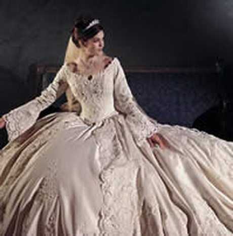 Renaissance bridal gowns for Renaissance inspired wedding dress
