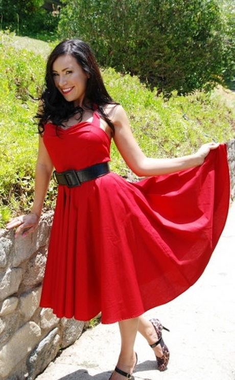 Rockabilly bridesmaid dresses for Pin up inspired wedding dresses