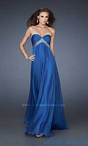 Buy Elegant Strapless Sweetheart Dress at SimplyDresses