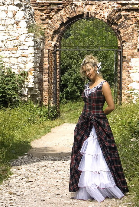 Scottish Wedding Dresses Designer