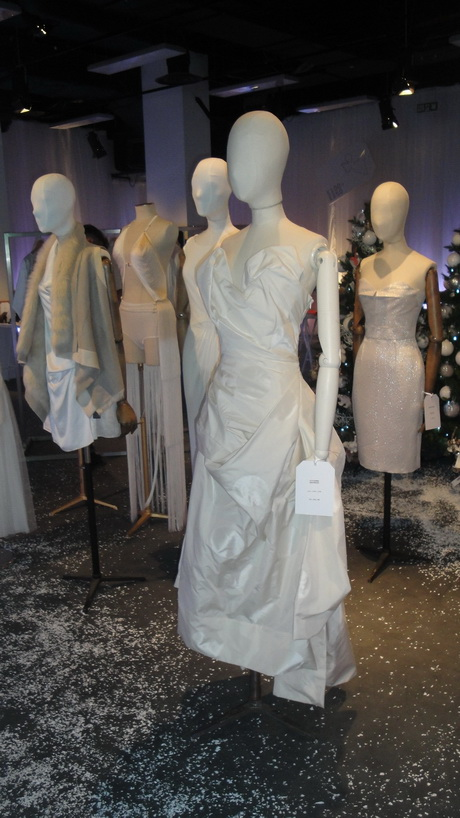 Selfridges wedding dresses for Vivienne westwood wedding dress price