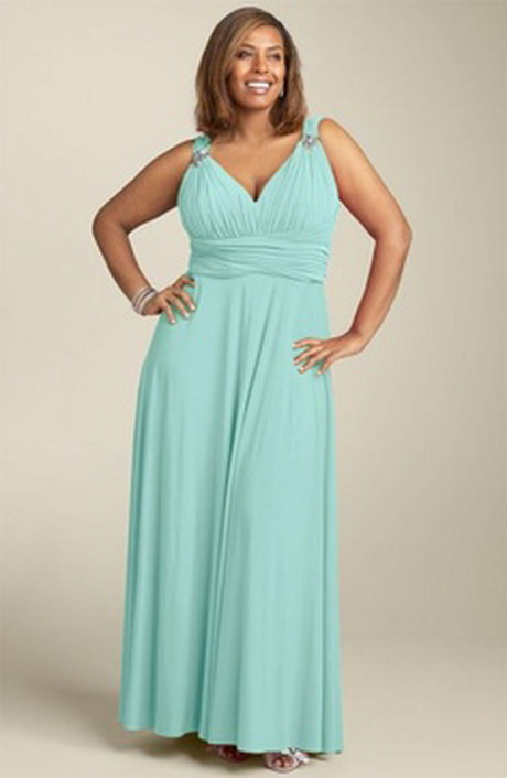 Semi formal dresses plus size
