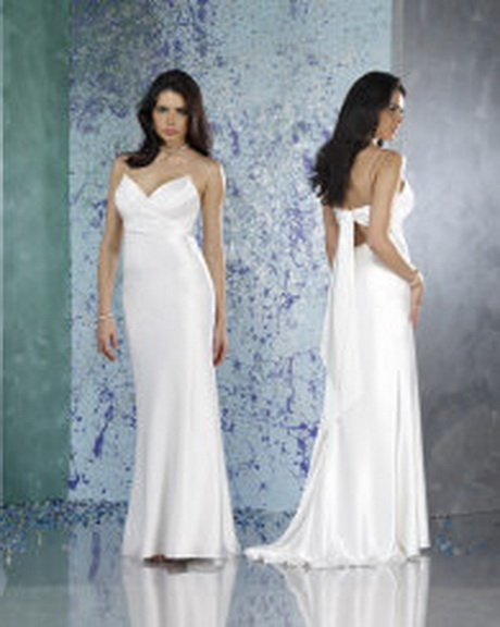 semi formal wedding dresses