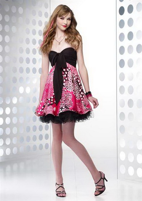 Semi formal dresses for teenagers