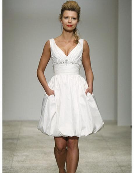 Simple Short Wedding Dresses For The Beach : Beach wedding dresses casual short