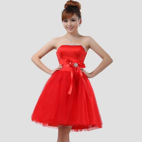 Formal Dresses Red Short 23