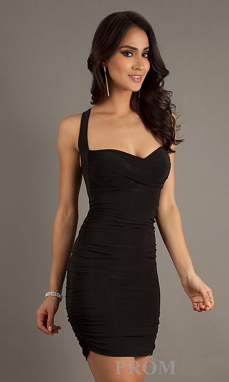 Tight Black Dress Pictures 76