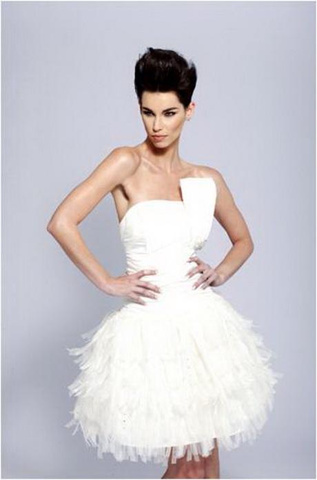 Short white wedding dresses for Short white wedding dress