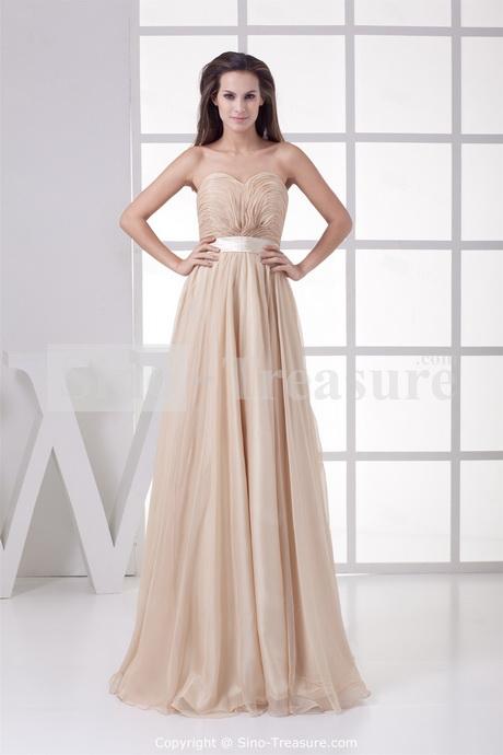 Silk Chiffon Bridesmaid Dresses