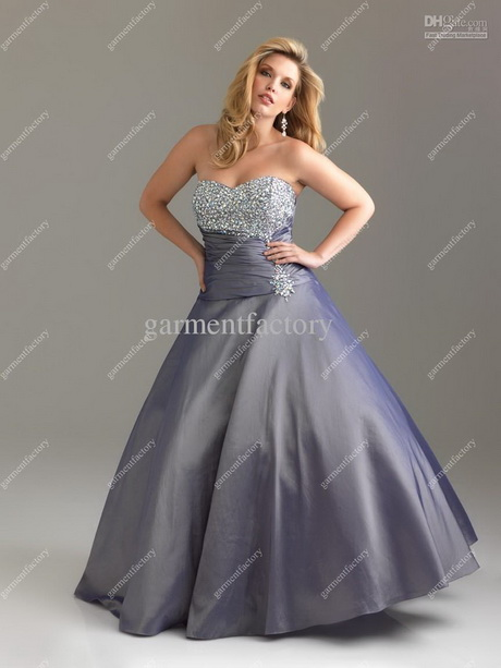 Silver Ball Gowns