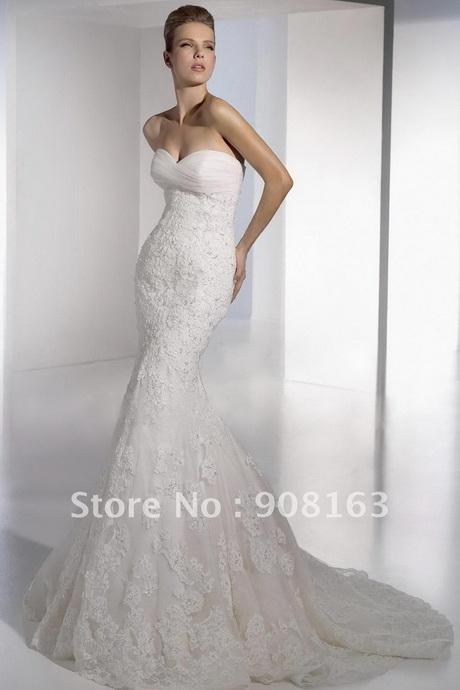 Wedding Dresses Simple And Elegant : Simple elegant wedding gowns