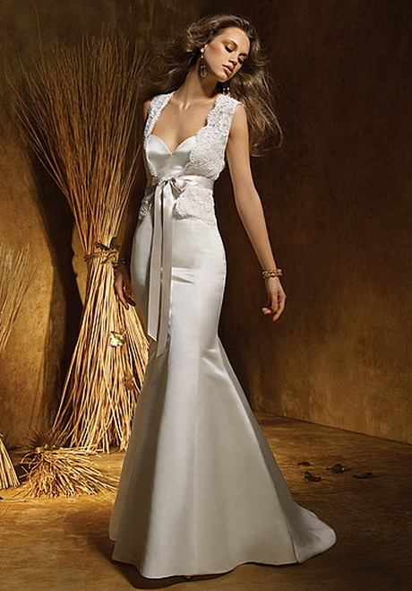 Simple Elegant Wedding Gowns