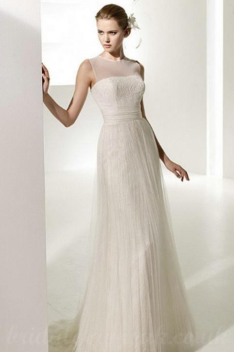 wholesale simple lace wedding dresses