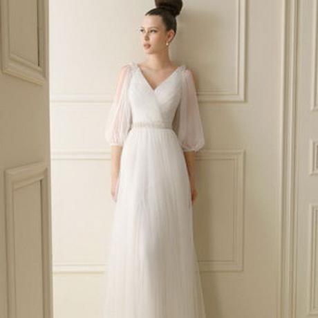 Simple vintage wedding dresses for Simple vintage wedding dresses