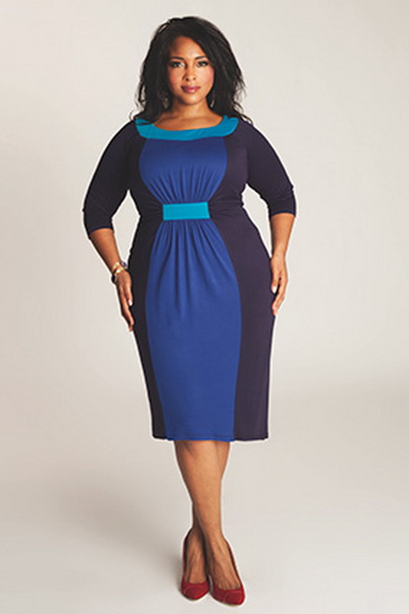 Slimming Plus Size Dresses