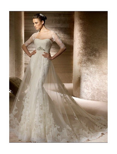 spanish lace wedding dresses
