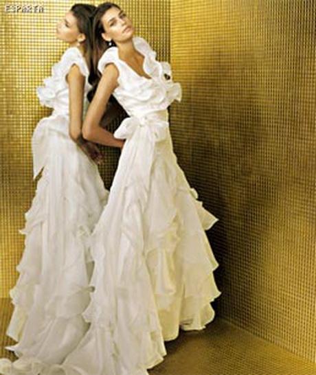 Spanish wedding gowns for Spanish style wedding dresses