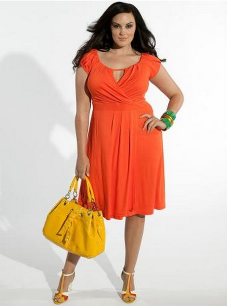 plus size summer dresses for older women