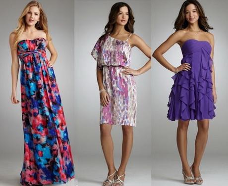 Summer semi formal dresses for Formal summer dresses for weddings