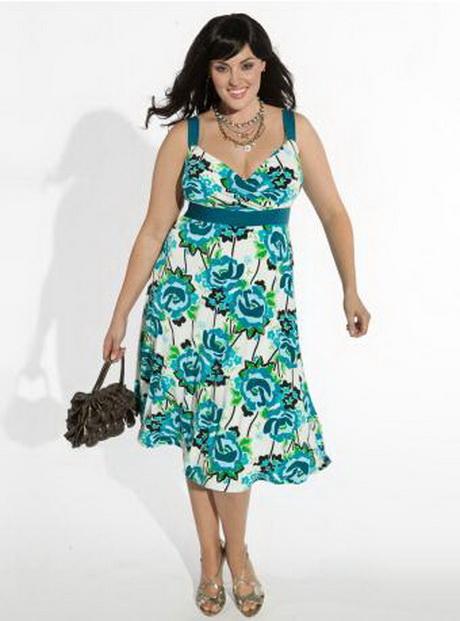 Платье на лето фасоны для полных