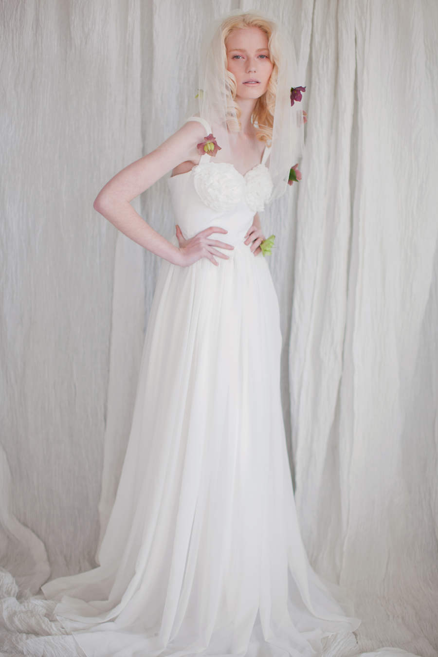 Kelsey Genna Debut Bridal Collection