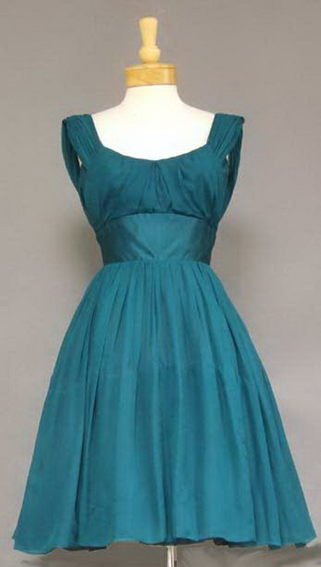 Teal cocktail dresses