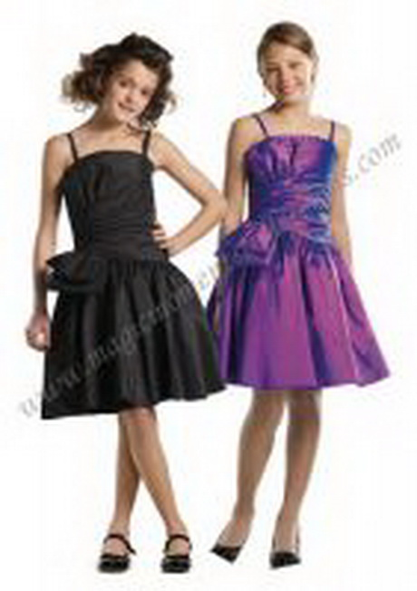 Teenage Bridesmaid Dresses