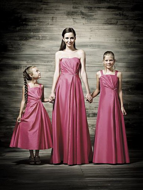Teenage Bridesmaid Dresses