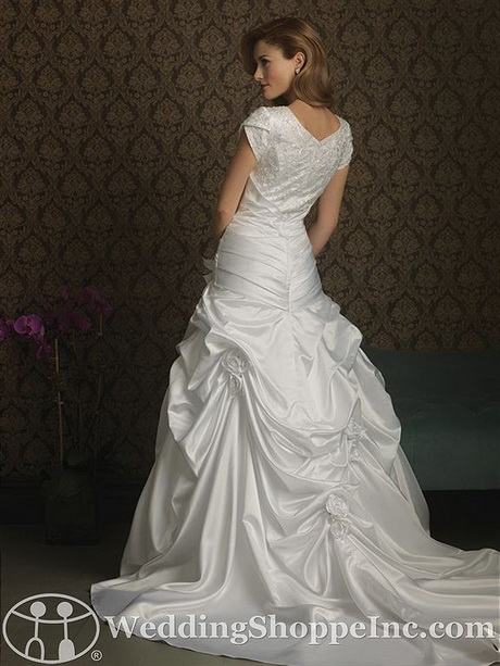 Temple wedding dresses for Temple ready wedding dresses