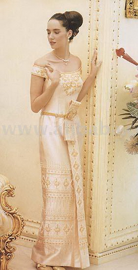 Thailand Traditional Wedding Dress | www.imgkid.com - The ...