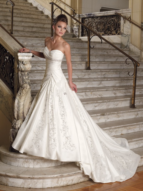 The most beautiful wedding dresses for World s most beautiful wedding dress