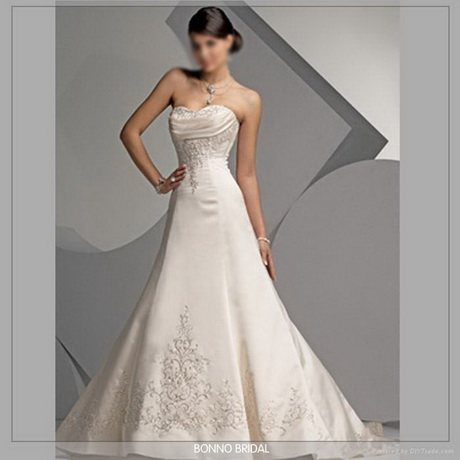 Top wedding dresses designers for Famous wedding dress designers