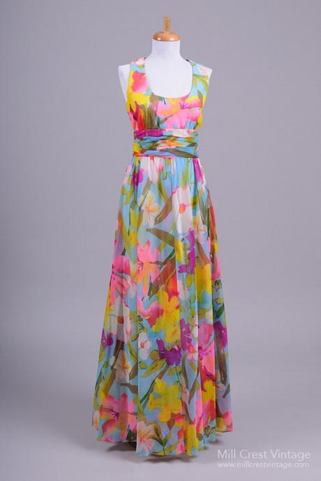 Tropical Formal Dresses