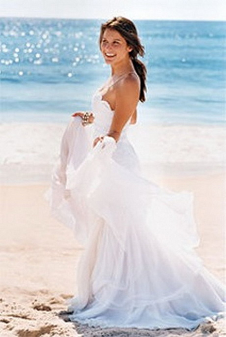 Tropical wedding dress for Best wedding dresses for beach weddings