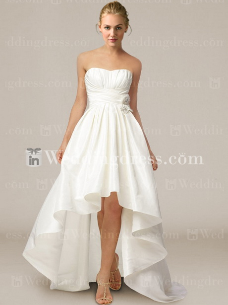 Informal wedding dresses second marriage 2017