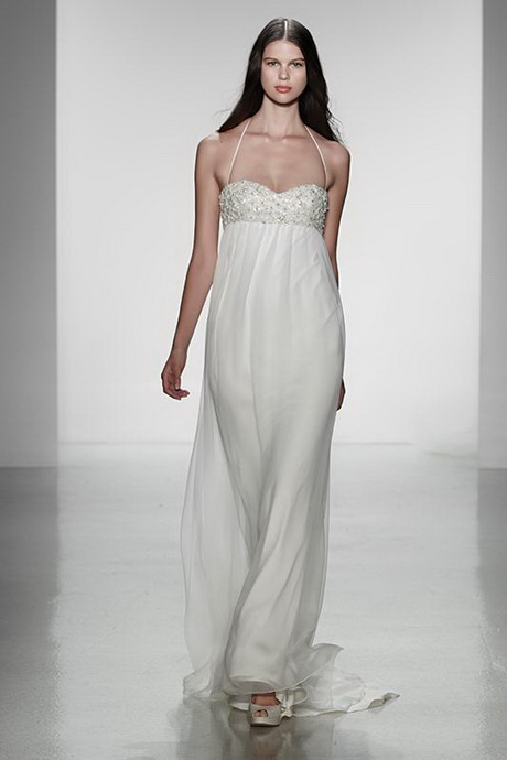 Fall Beach Wedding Dresses 55