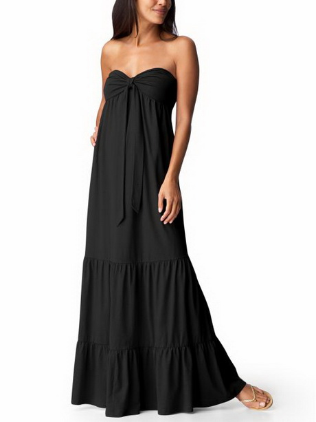 Tube Top Maxi Dresses