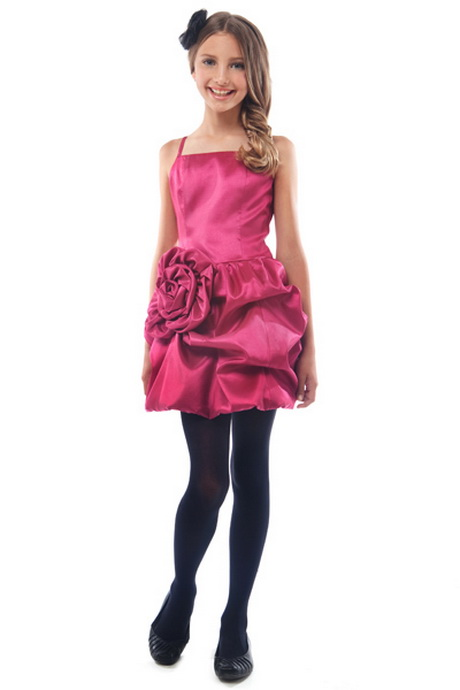 fuchsia tween pick up dress. Fuchsia mini pickup dress …