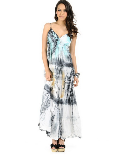 Women's Boho Sleeveless Tie-Dye Maxi Dress Tank Dress. from $ 9 99 Prime. 3 out of 5 stars INGEAR. Printed Tie Dye Square Neck Hem Dress Summer Beach Casual Dress Cover up. from $ 19 19 Prime. 4 out of 5 stars 1. AYDOG. Womens Tie Dye Racerback Tank Dress Summer Beachwear Casual Cover Ups.