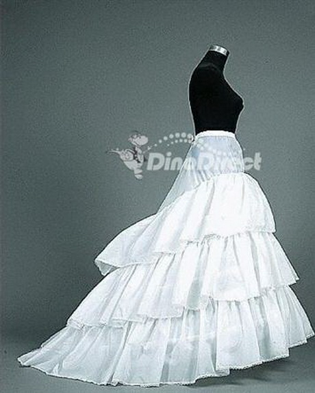 Underskirts for prom dresses for Petticoat under wedding dress