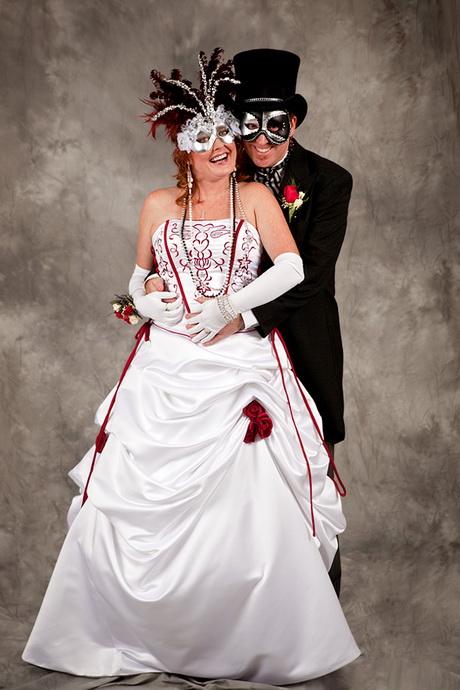 Venetian Masquerade Ball Gowns