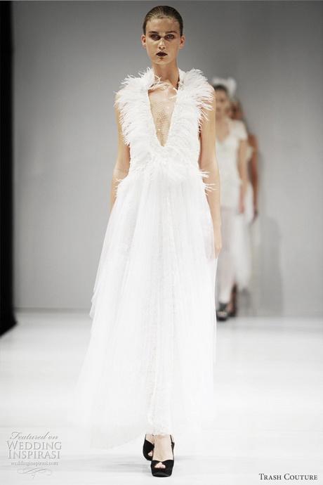 Vintage couture wedding dresses - photo #32