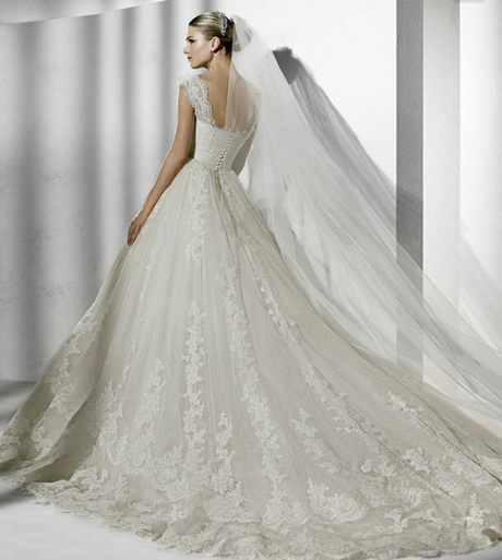 Vintage designer wedding dresses for Custom wedding dress designers