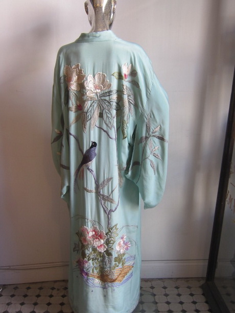 vintage dressing gowns